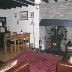 Ffestiniog Holiday Cottages, Snowdonia Lounge area Glan Yr Afon